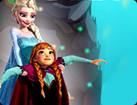 Frozen Princess Fantasy World